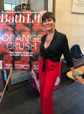 Front Cover of Bath Life Magazine Sept 2019