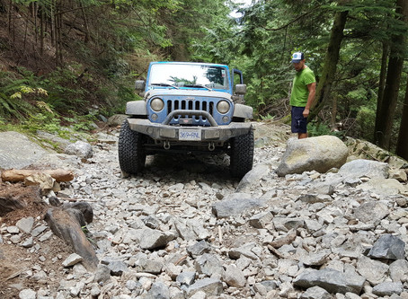 Instantly improve how you navigate business (and life) obstacles by adopting a 4x4 mindset