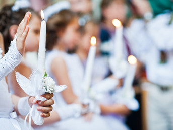 Holy Communion preparation in 2021