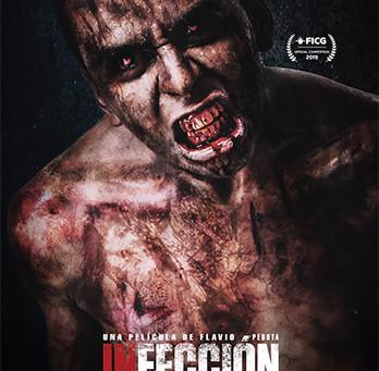 Infección,  ópera prima de Flavio Pedota, película Venezolana coproducción  con México,tendrá su