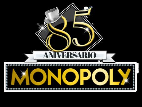 Conmemoremos los 85 años de Mr. Monopoly