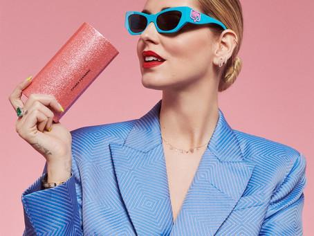 'Modo verano' activado con la colección de lentes de sol de Chiara Ferragni