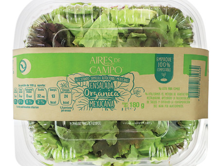 El consumo orgánico también te         hace joven