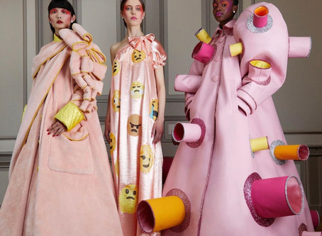 Lo mejor de la Semana de la Moda de la Alta Costura