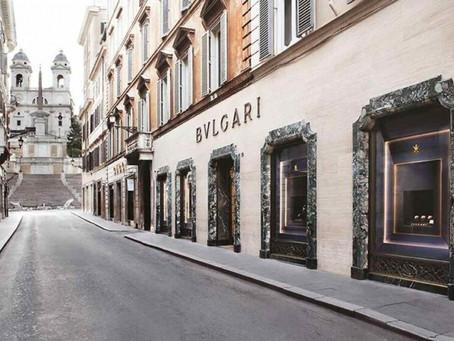 Así será el Hotel Bvlgari en Roma