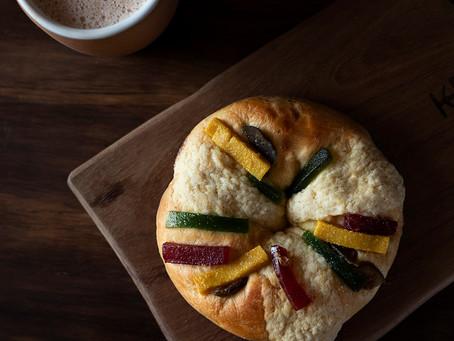 Rosca de Reyes Tierra Garat