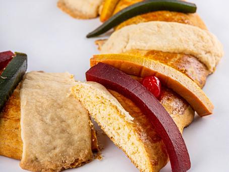 Para este 6 de enero compra la tradicional Rosca de Reyes en  Canasta Rosa