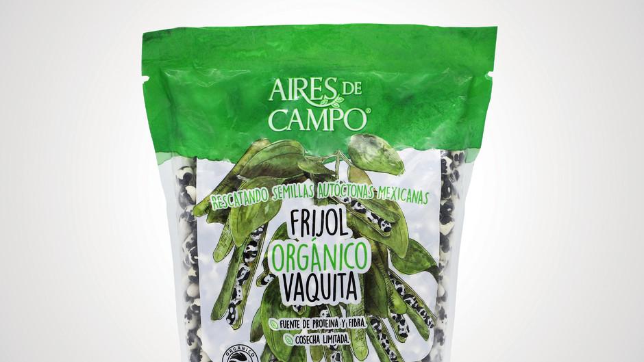 Conoce las propiedades de los frijoles con Aires de Campo