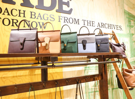 COACH inaugura Pop Up Store de Coach Originals durante NYFW