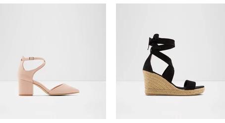 Aldo Shoes: Los favoritos del verano