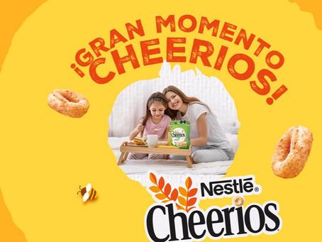 ¡Cheerios rompe récord de la mayor cantidad de personas desayunando en cama!