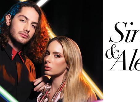 Sira Pevida y Alex Acero son los fashion bloggers que buscan inspirar a otros.