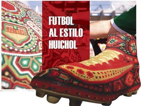Futbol al estilo HUICHOL