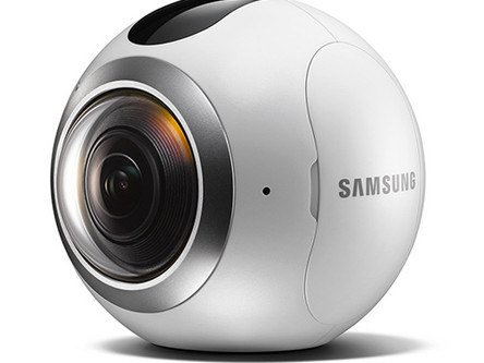 The New Samsung Gear 360
