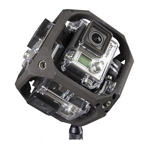 Freedom360 Mount for 360 video production