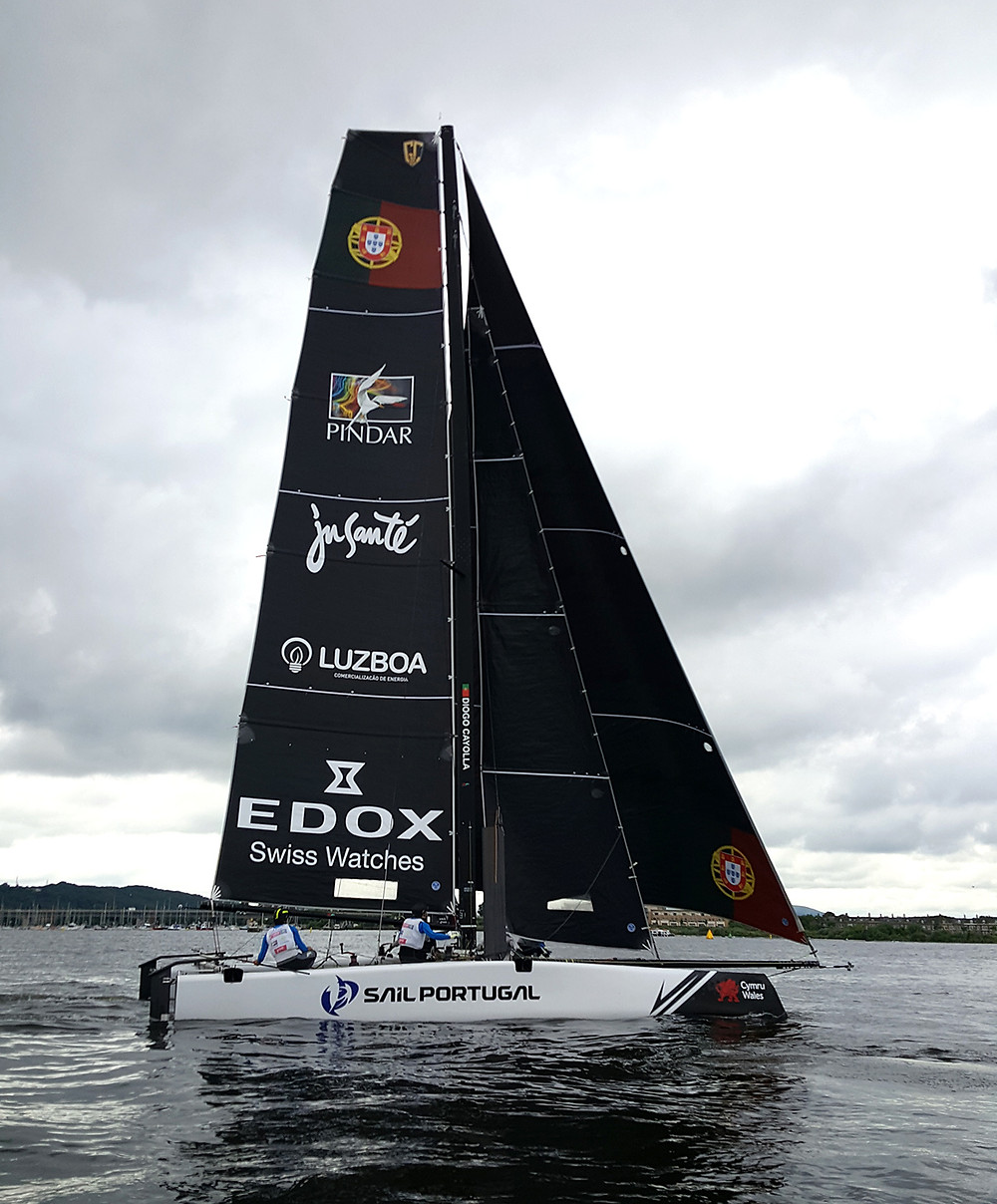 Extreme Sailing Series 360 video