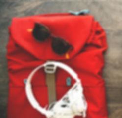 weekend travel, quick getaway, carry-on bag