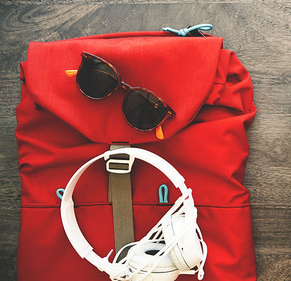 weekend travel, quick getaway, carry-on bag