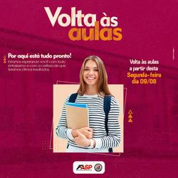 VOLTA ÀS AULAS - 2021.2