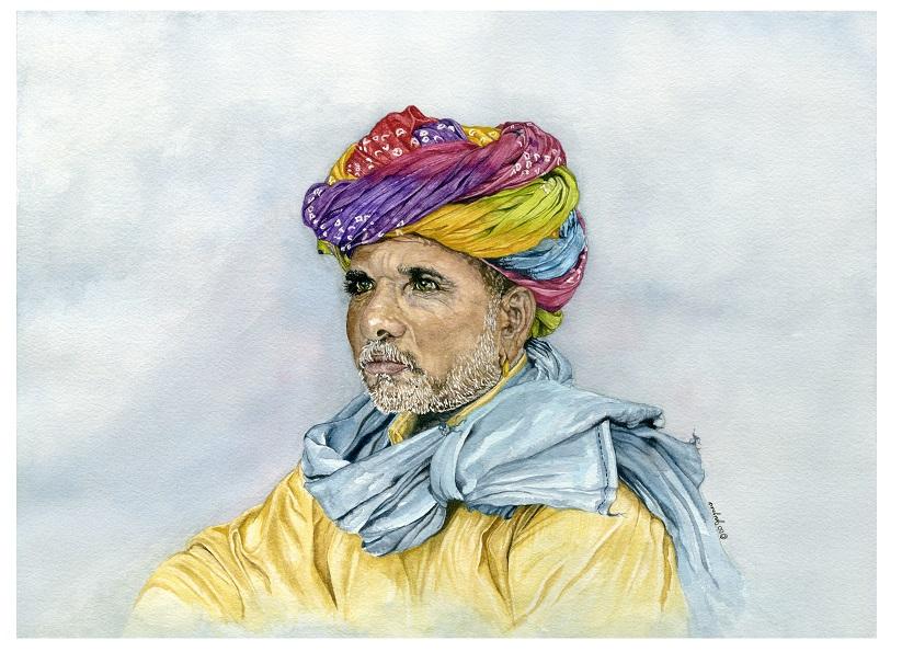 Turban Color