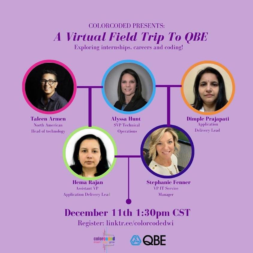 A Virtual Field Trip to QBE