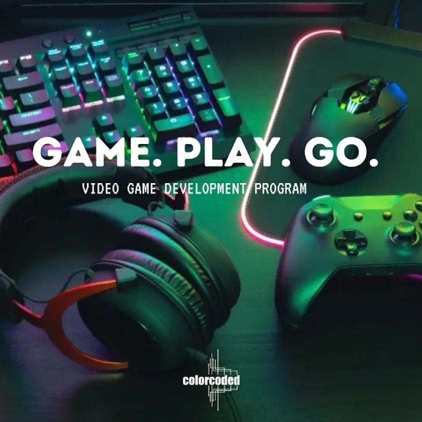 Game. Play. Go. - Video Game Development Program