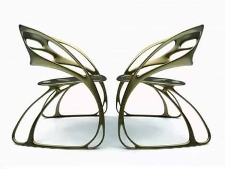 """""""monarch / butterfly chairs"""" by eduardo garcia campos"""