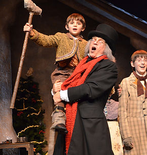 Omaha christmas carol play.JPG