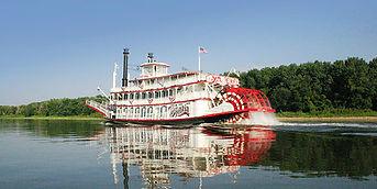 Mississippi-Illinois River Cruise