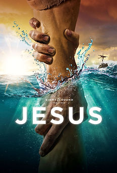 """Branson, Featuring """"Jesus"""" at the Sight & Sound Theater"""