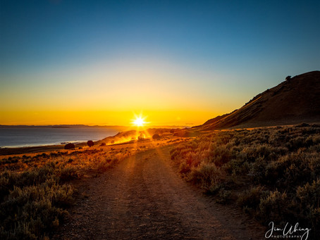 Adventure on Antelope Island