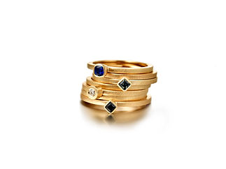Stacking Fairmined Rings