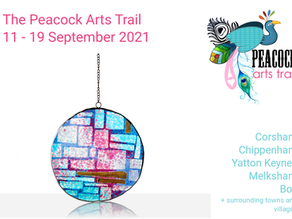 The Peacock Arts Trail Returns!