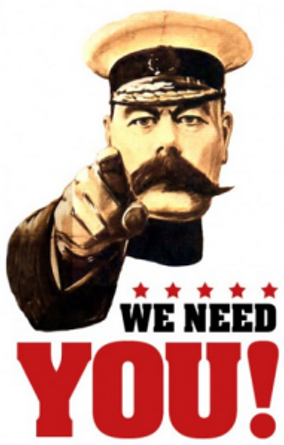 Call for artists - we need you!