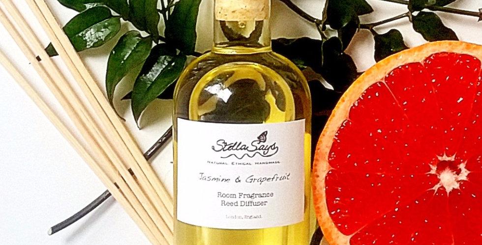 Pink Grapefruit & Jasmine Reed Diffuser Room Fragrance