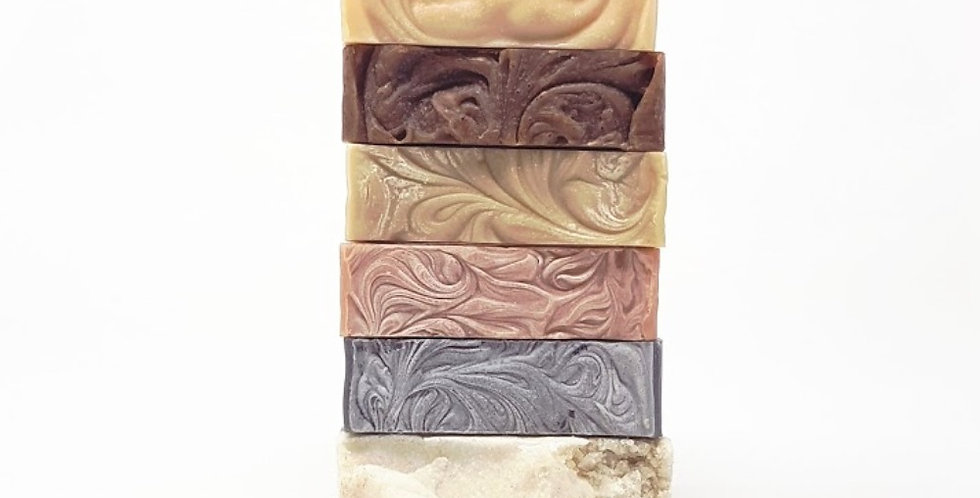 Handcrafted Organic Soap Bars