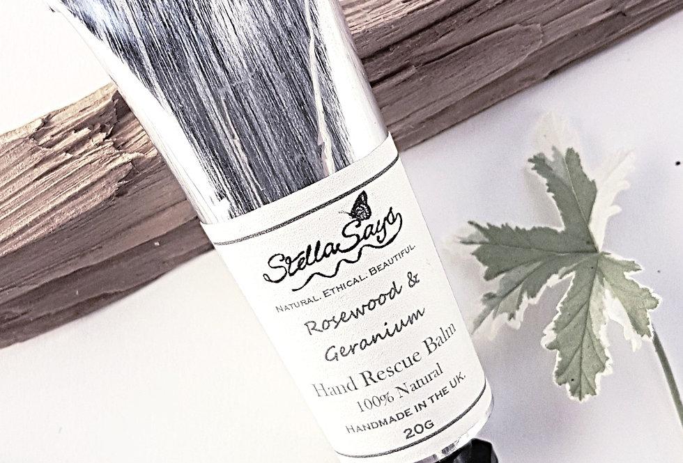 Geranium & Bergamot Ultimate Healing Hand Balm