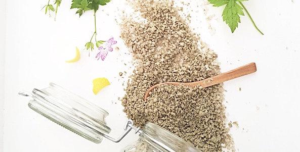 Spa Soak & Scrub - Geranium & Bergamot