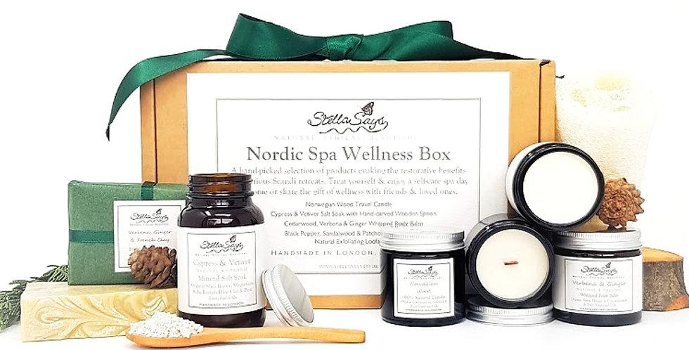 Nordic Spa Organic Wellness Box