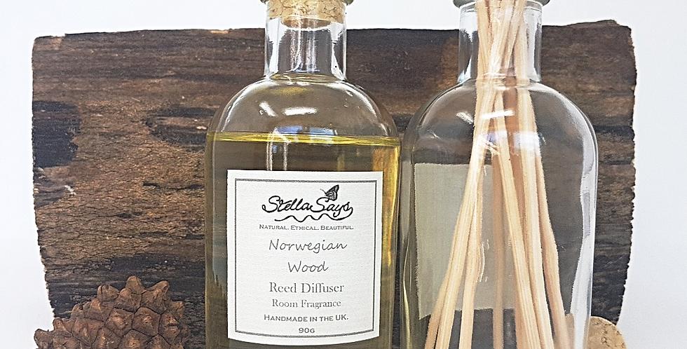 Norwegian Wood Reed Diffuser Room Fragrance