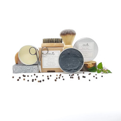organic shaving beard grooming mens skincare