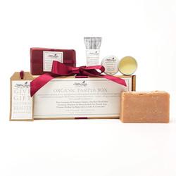 rose geranium organic pamper box mini