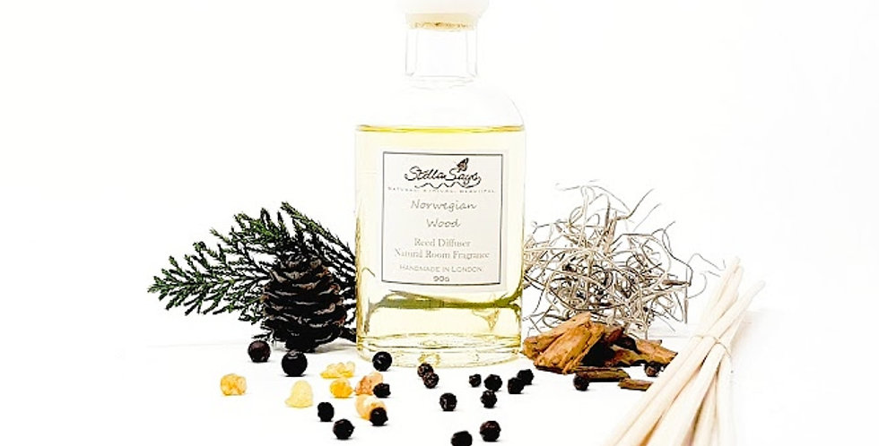 Natural Reed Diffusers by Stella Says Artisan Apothecary