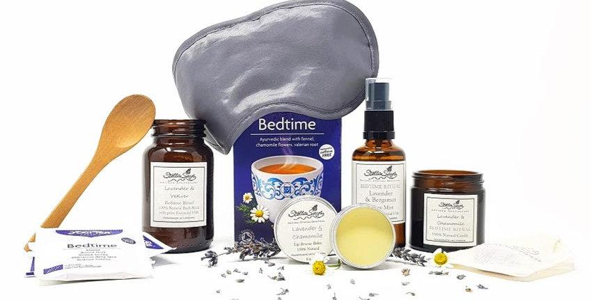 Organic Bedtime Ritual Sleep Kit