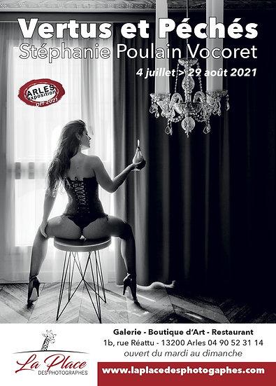 Affiche Arles 2021