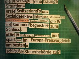 «Schweizer IV im falschen Film»