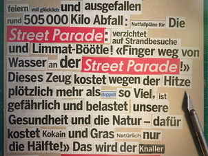 «Notfallpläne für de Street Parade»