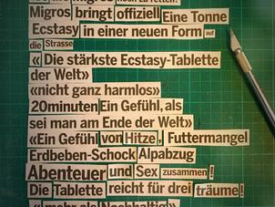«Migros überflutet Zürich mit Liebe»