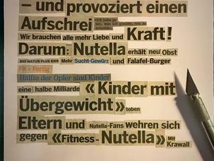 «Fitness-Nutella»