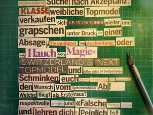 «Wer wird Switzerland's Next Küblböck?»